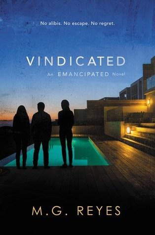 Vindicated (Emancipated, #3)