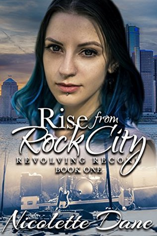 Rise From Rock City: A Lesbian Romance (Revolving Record Book 1)