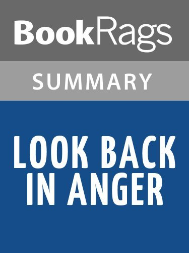 Summary & Study Guide Look Back in Anger by John Osborne