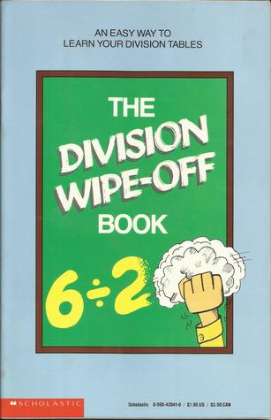 The Division Wipe-Off Book