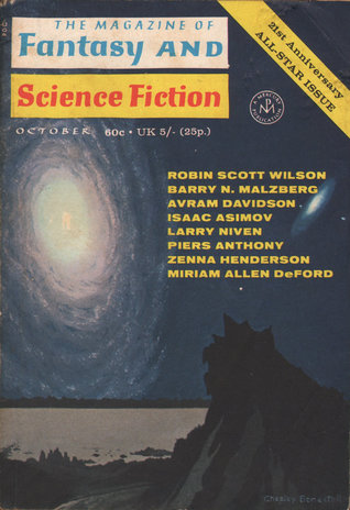 The Magazine of Fantasy And Science Fiction, October 1970