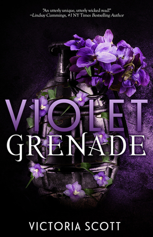 Image result for violet grenade by victoria scott
