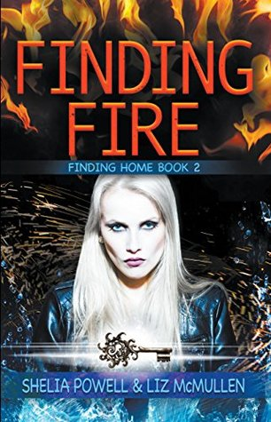 Finding Fire by Shelia Powell