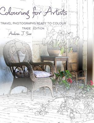 Colouring for Artists