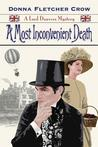 A Most Inconvenient Death (Lord Danvers Mystery #1)