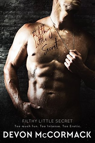 Book Review: Filthy Little Secret by Devon McCormack