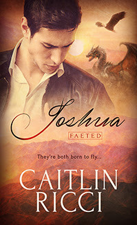 Short Story Review: Joshua (Faeted #1) by Caitlin Ricci