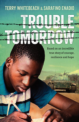 Trouble Tomorrow by Terry Whitebeach, Sarafino Enadio