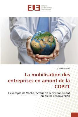 La Mobilisation Des Entreprises En Amont de La Cop21