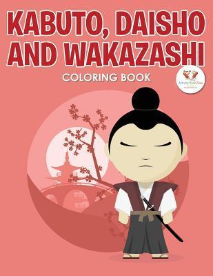 Kabuto, Daisho and Wakazashi Coloring Book