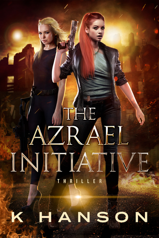 The Azrael Initiative (Kayla Falk Series, #1)