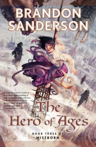 I Booking Library for Us The Hero of Ages (Mistborn, #3)