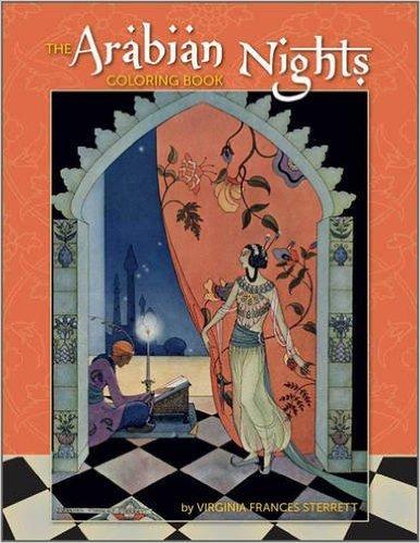 The Arabian Nights (coloring book)