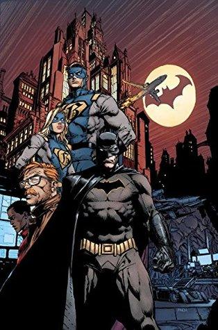 Batman: Rebirth Deluxe Edition Book One