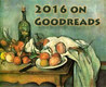 2016 on Goodreads