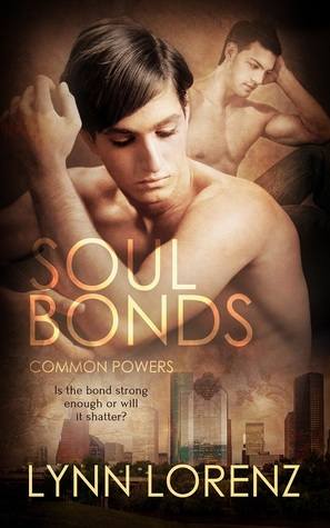 Book Review: Soul Bonds (Common Powers #1) by Lynn Lorenz