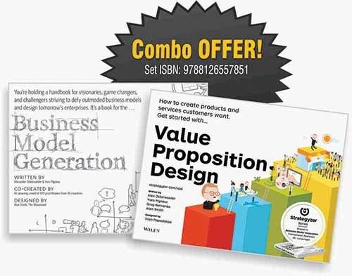 Business Model Generation & Value Proposition Design (Combo Set 2 Books)