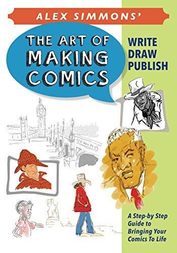 The Art of Making Comics