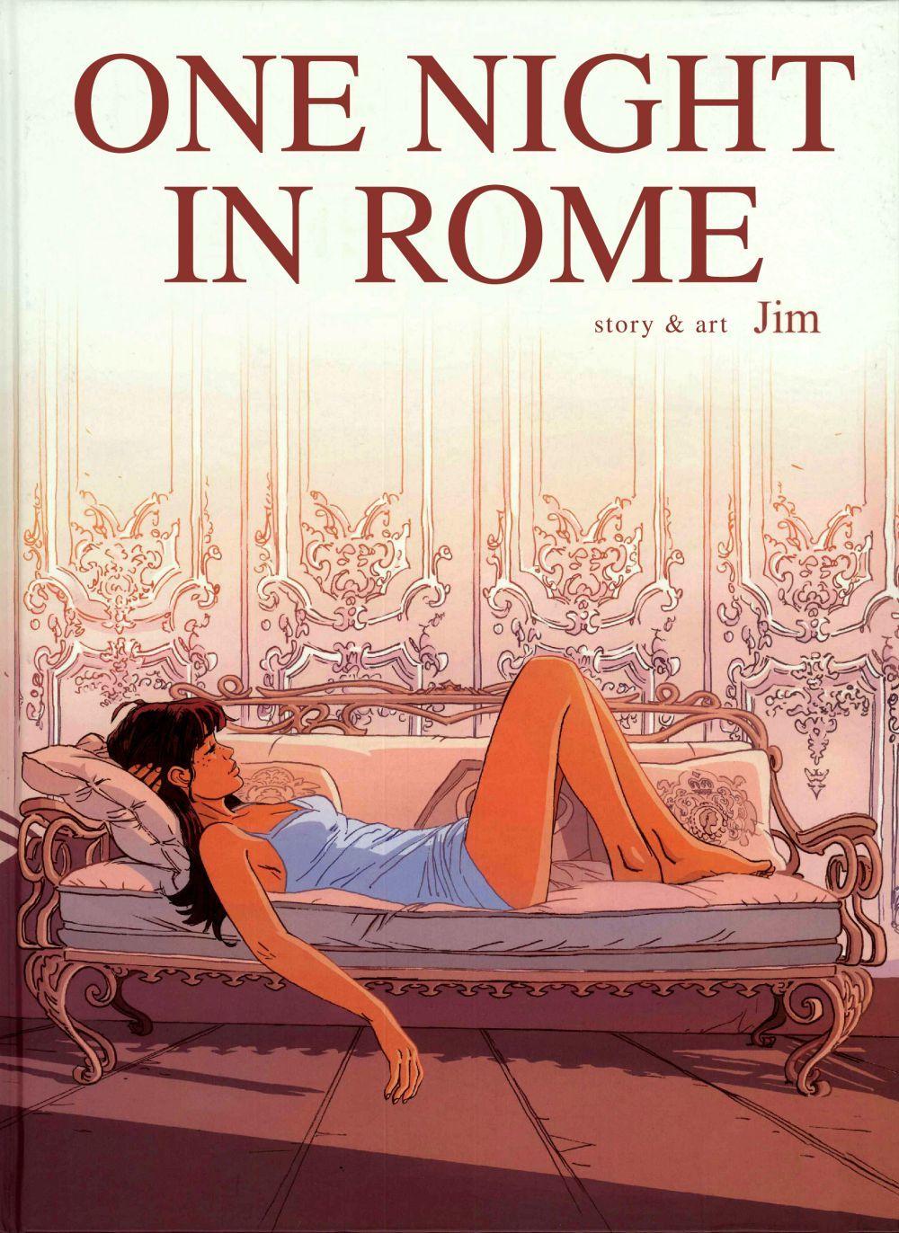 one night in rome ( book #1)