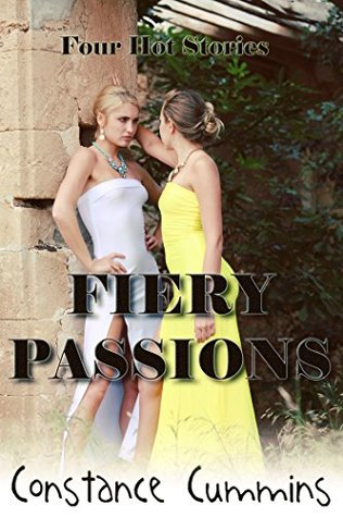 Fiery Passions: Four Hot Lesbian Stories