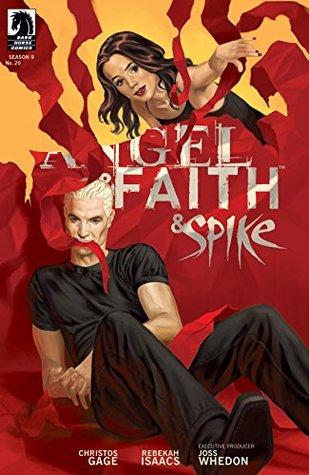 Angel & Faith #20