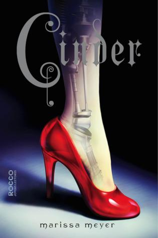 Cinder (As Crônicas Lunares, #1)