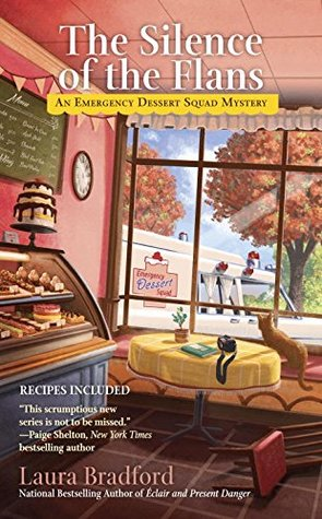 Silence of the Flans (Emergency Dessert Squad Mystery, #2)