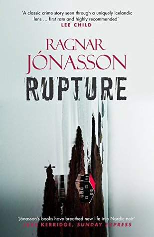 Rupture (Dark Iceland - English Publication Order #4; Original Publication #4)