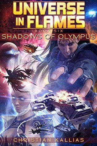Shadows of Olympus (Universe in Flames, #6)
