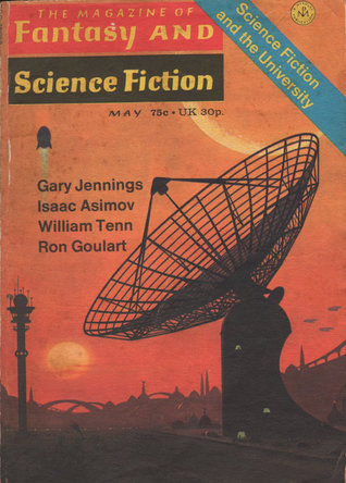 The Magazine of Fantasy and Science Fiction, May 1972 (The Magazine of Fantasy & Science Fiction, #252)