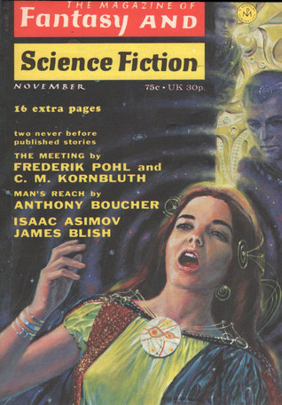 The Magazine of Fantasy and Science Fiction, November 1972 (The Magazine of Fantasy & Science Fiction, #258)