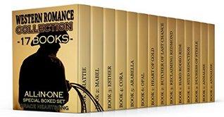 Western Romance Boxed Set: 17 Books Bundle: Mail Order Bride – Historical & Contemporary Western – Rodeo Cowboy Romance BoxSet Series
