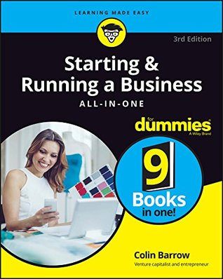 Starting and Running a Business All-in-One For Dummies (For Dummies