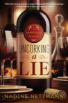 Uncorking a Lie (A Sommelier Mystery #2)