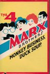 """Marx Brothers: """"Monkey Business"""" and """"Duck Soup"""" (Classic film scripts)"""