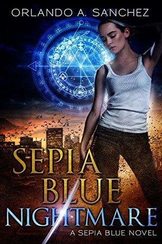 Nightmare (Sepia Blue #3)