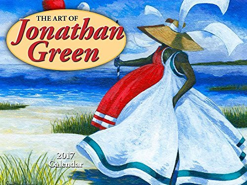 Art of Jonathan Green 2017 Calendar