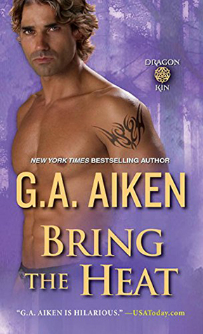 Review: Bring the Heat by G.A. Aiken (@mlsimmons)