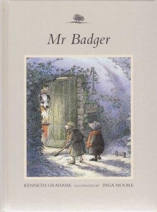 Mr Badger: From the Wind in the Willows