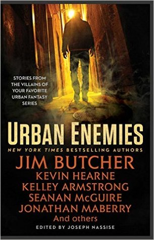 Urban Enemies by Joseph Nassise
