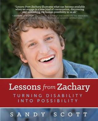 Lessons from Zachary by Sandy Scott
