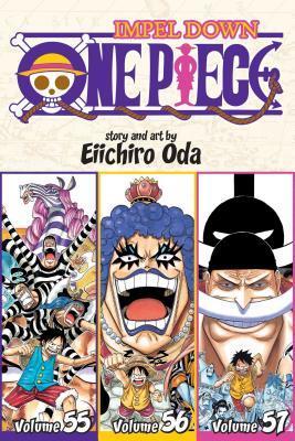 One Piece (Omnibus Edition), Vol. 19: 55-57