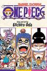 One Piece (Omnibus Edition), Vol. 19 by Eiichiro Oda