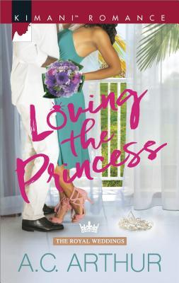 Loving the Princess (The Royal Weddings #2)