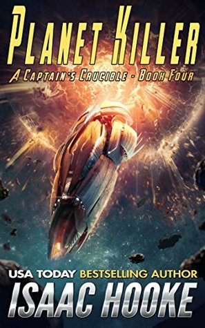 Planet Killer (A Captain's Crucible #4)