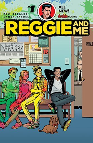 Reggie and Me (2016-) #1