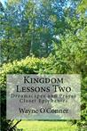 Kingdom Lessons Two: Dreamscapes and Prayer Closet Epiphanies