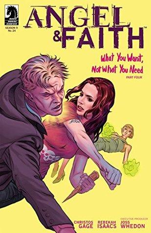 Angel & Faith #24