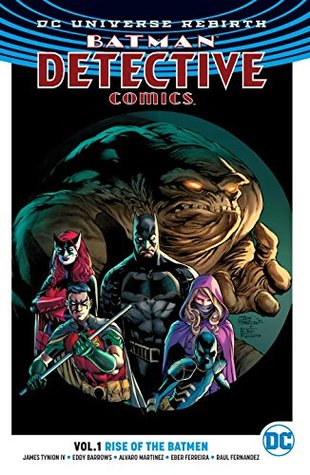 Batman: Detective Comics, Vol. 1: Rise of the Batmen