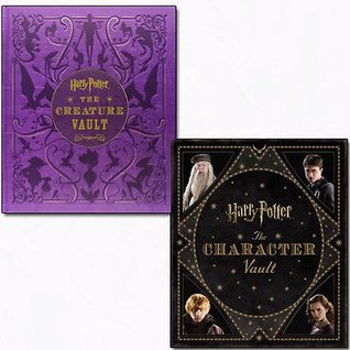 Jody Revenson Harry Potter Collection 2 Books Bundle
